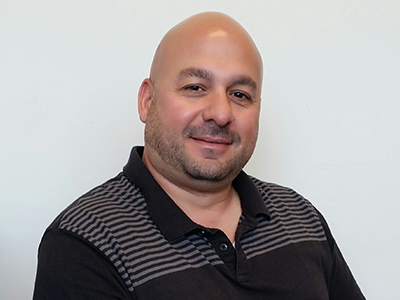 Meet Northeast Interior Systems' of New England's new team member Spiros Fotopoulos! - photo