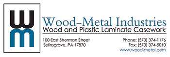 Wood-Metal Industries - Logo