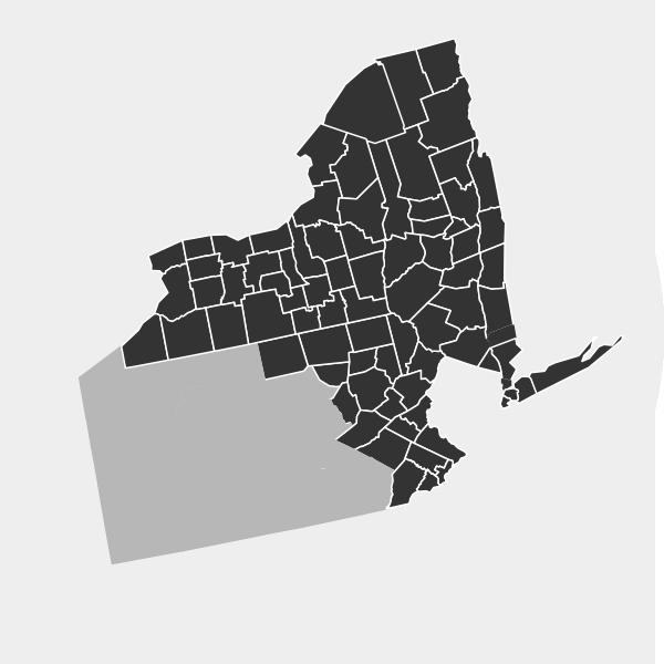 NY & Eastern PA