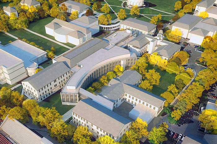 Northeast Interior Systems Union College Science and Engineering Center Project Win - photo