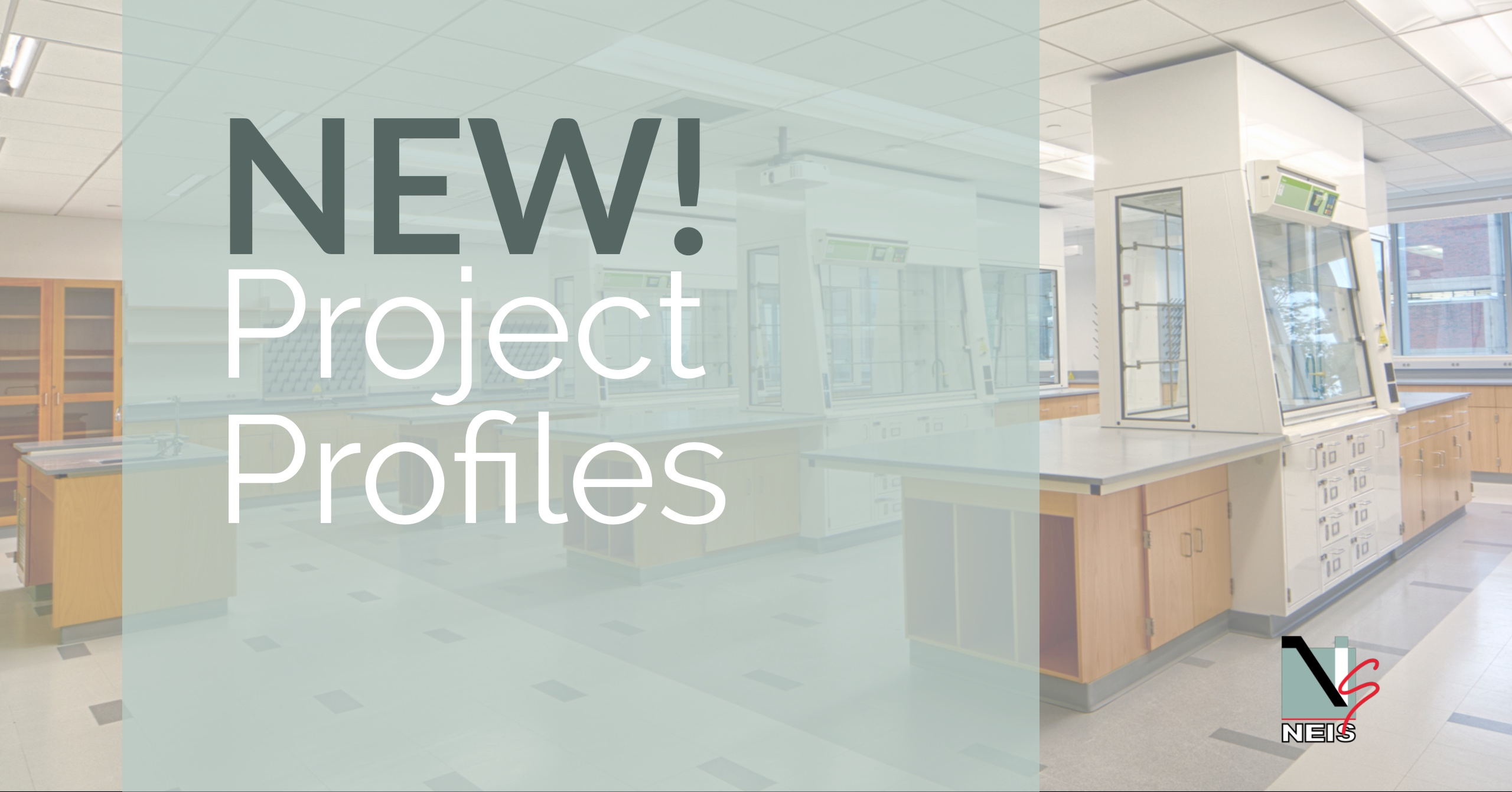 NEIS: NEW Project Profiles!