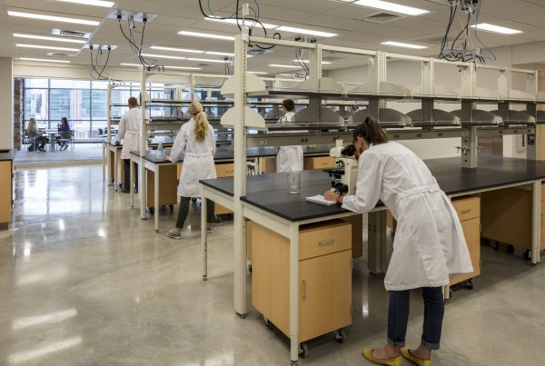 Tier One Lab Environments - Northeast Interior Systems school and