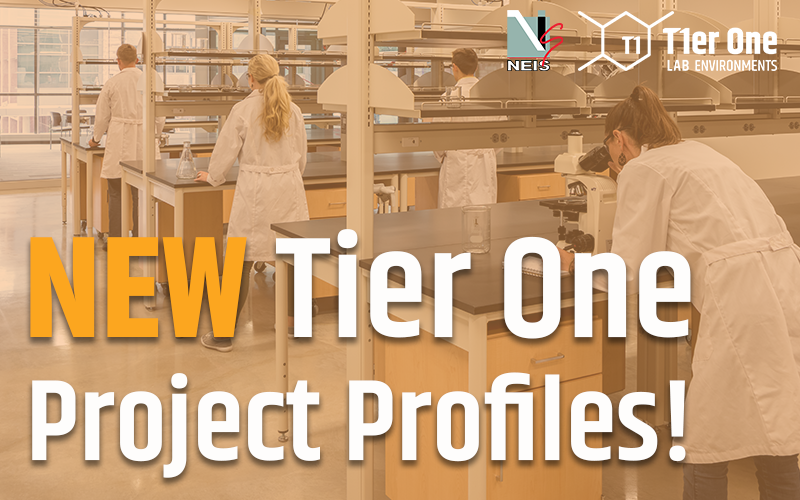NEW: Tier One Project Profiles!