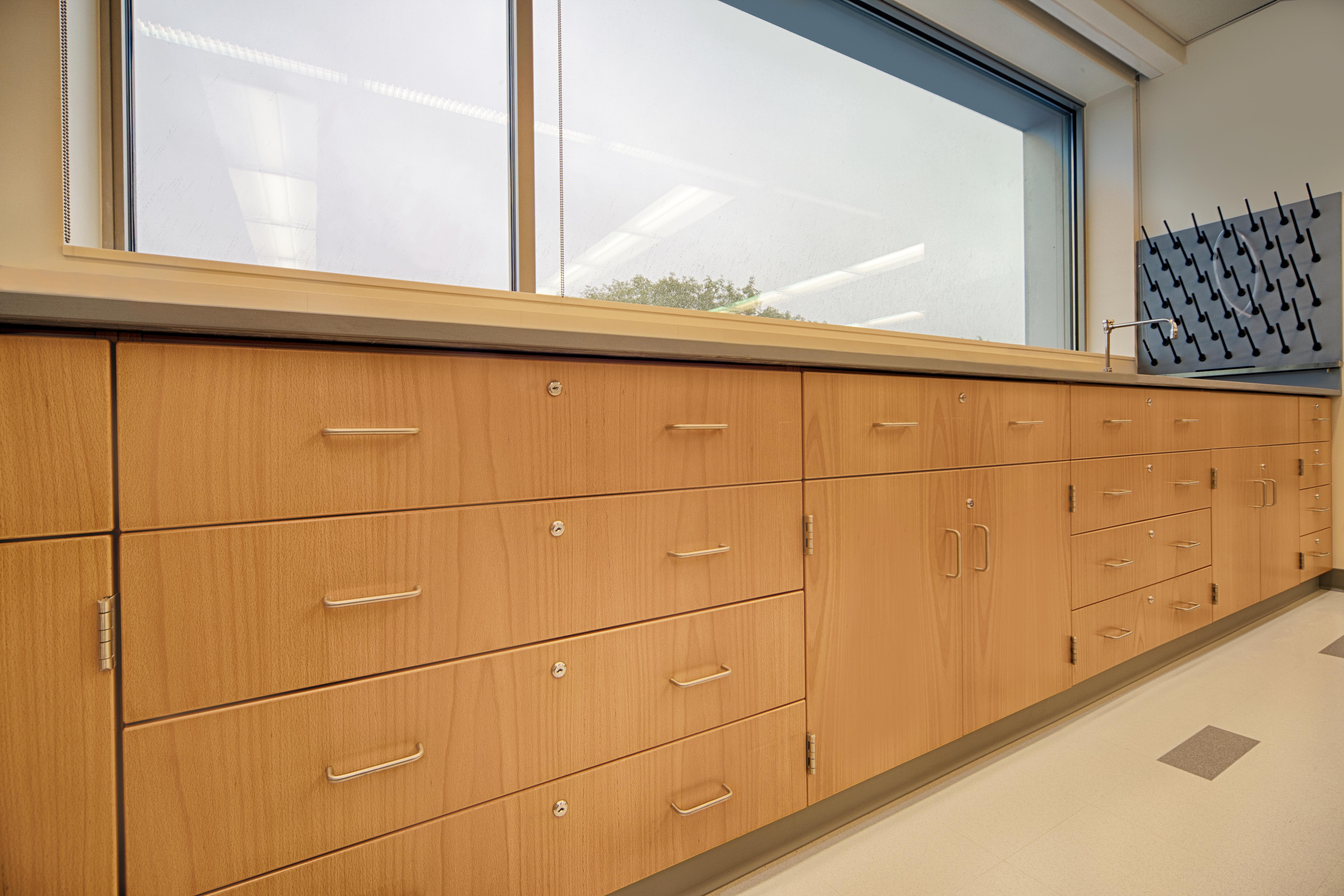 E-Line Series Premium Wood Casework